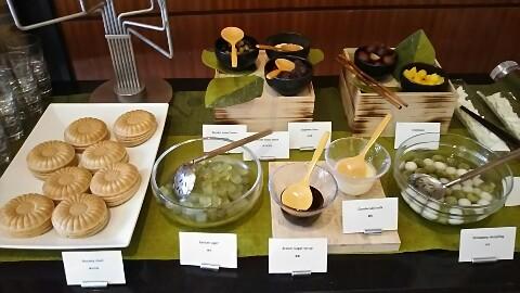 ハイアットリージェンシー大阪抹茶マニア (7)