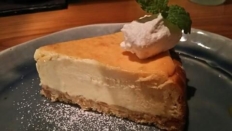 火裏蓮花チーズケーキ (2)