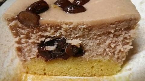 成城石井北海道産小豆のチーズケーキ (5)