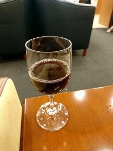JTBラウンジのワイン
