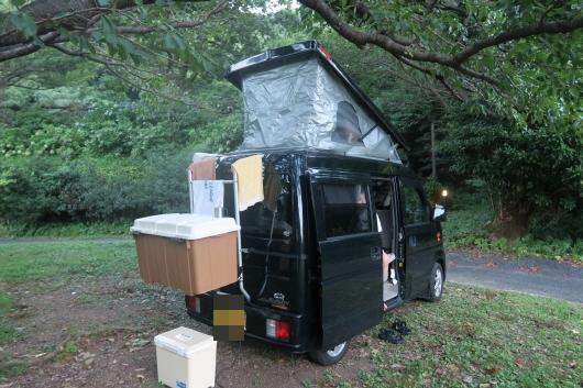 室戸岬夕陽ケ丘キャンプ場1