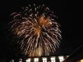 大きい花火!来年は皆で、外で見られますように