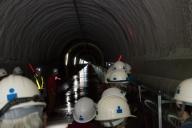 かぐらトンネル内部