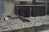 KAGRA の立体模型