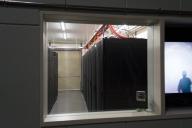 KAGRA 実験設備のサーバー室 (データセンター)