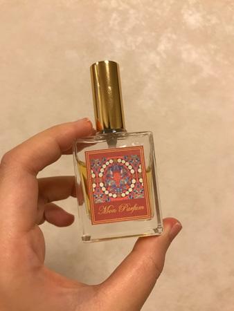 古典香水調香講座2017年8月23日③
