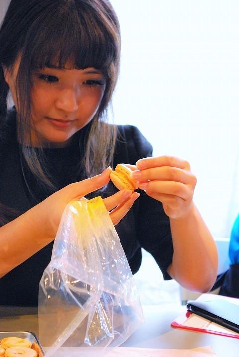 『マンゴーココナッツマカロン』Lesson