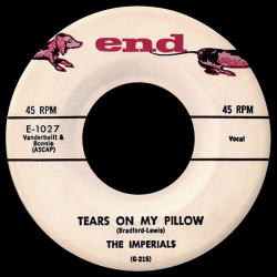 Little Anthony The Imperials - Tears On My Pillow1