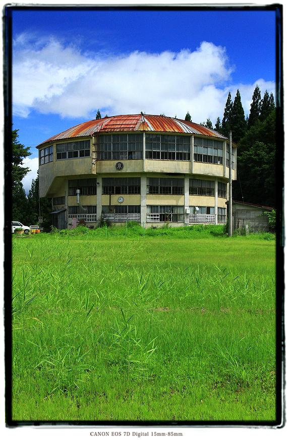 山形県円形校舎の廃校1708yamagata02.jpg