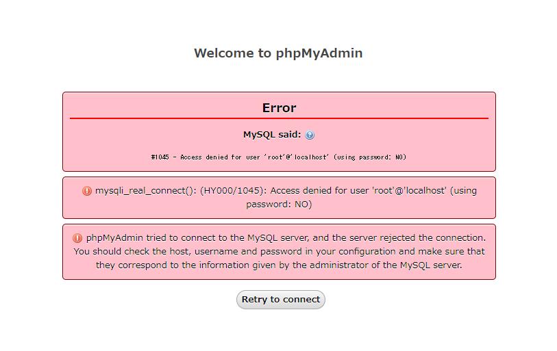 error_phpmyadmin_php7_win10