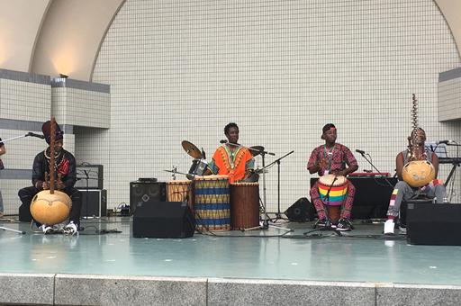 アフリカ音楽