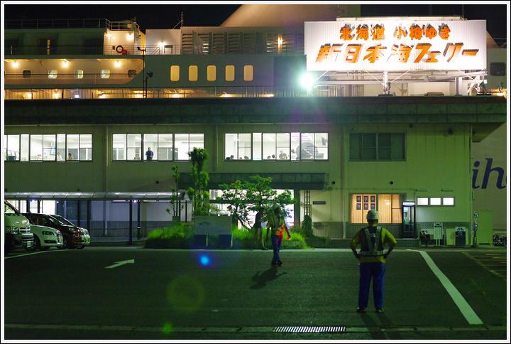 2017年8月28~9月3日 初・北海道ツーリング (1)