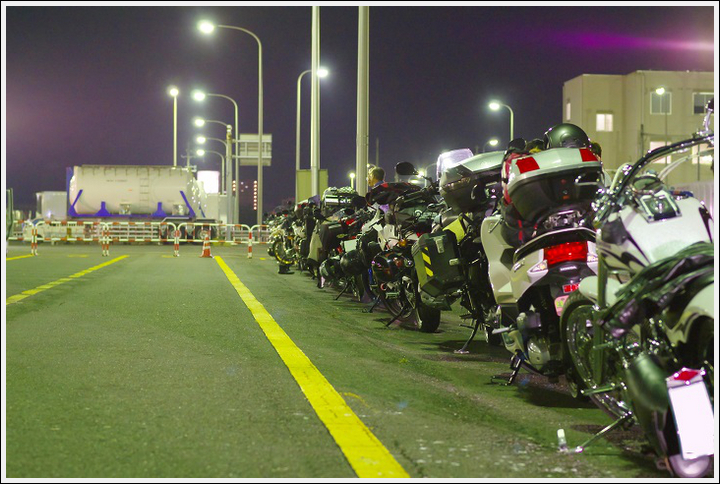 2017年8月28~9月3日 初・北海道ツーリング (2)