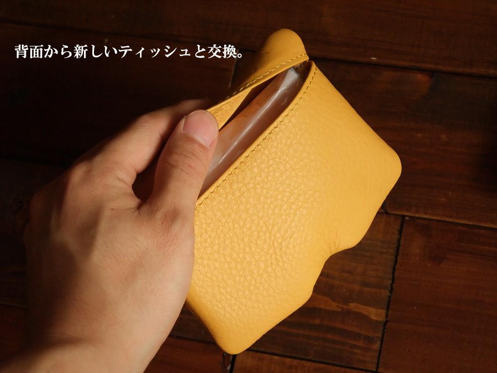 パンツ型ティッシュケース3