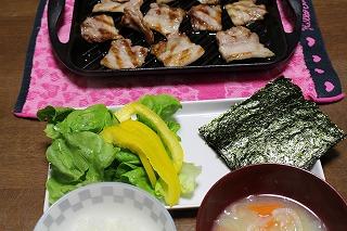豚バラ焼肉
