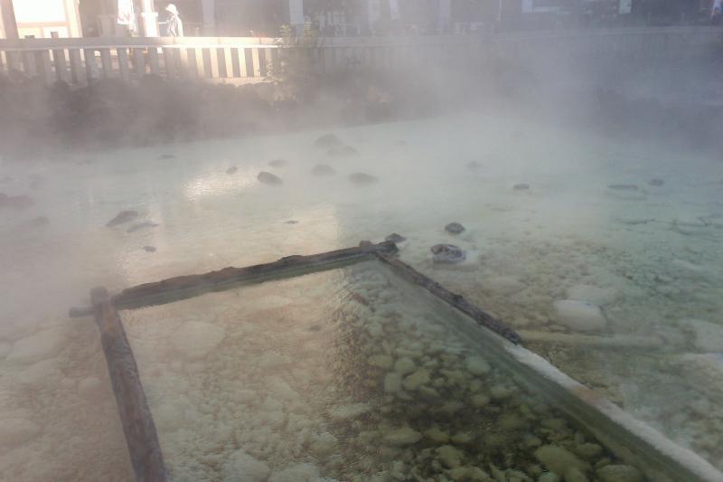 2017_09_09_草津温泉の湯畑1