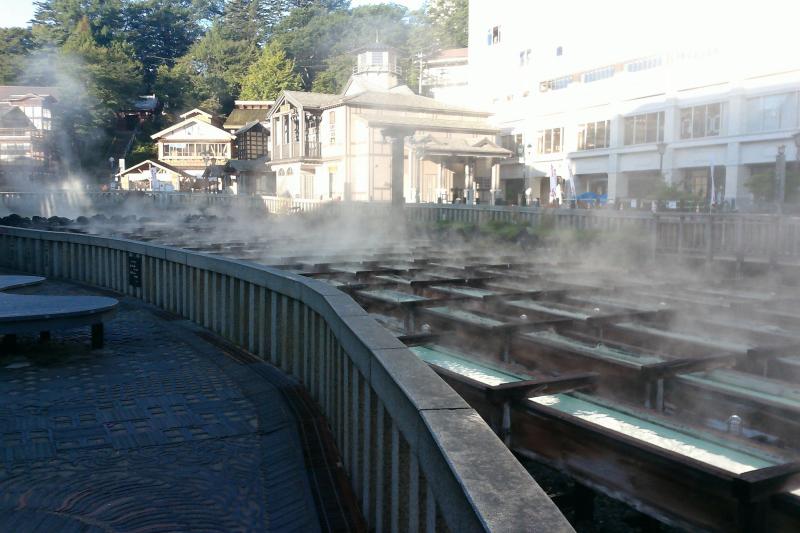 2017_09_09_草津温泉の湯畑7