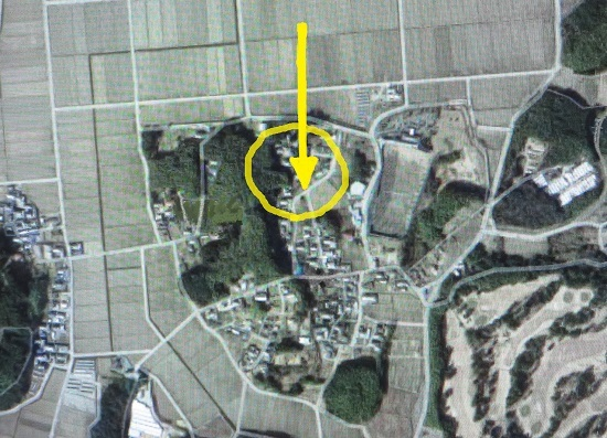 池村の家、全景・新・4