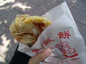 天津蔥抓餅1