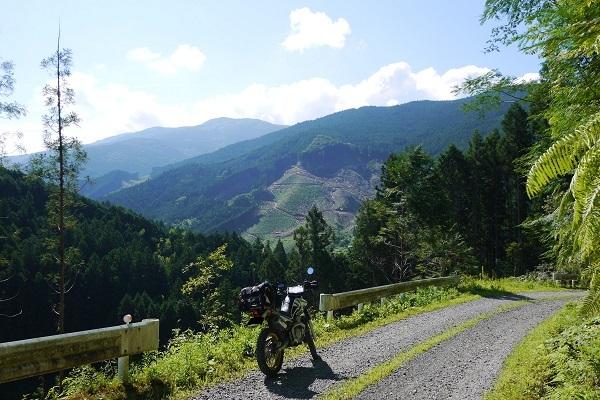 四国林道キャンプツー1708-day3-001b