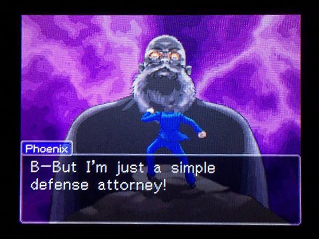 逆転裁判2 北米版 始まりの時11