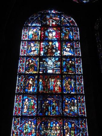 ガラス絵の聖母2