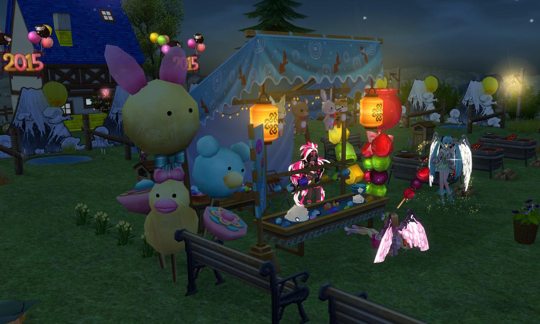 点灯祭り農場設置物4