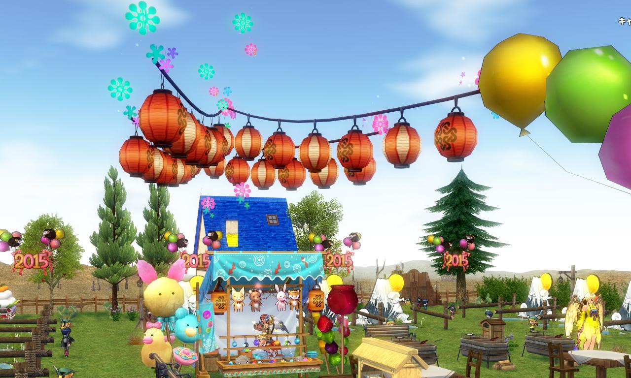 点灯祭り農場設置物5