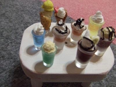 またまたクリームソーダー作っちゃいました