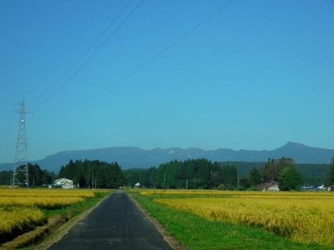 焼石連峰は紅葉シーズン