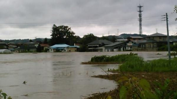 三種川氾濫5