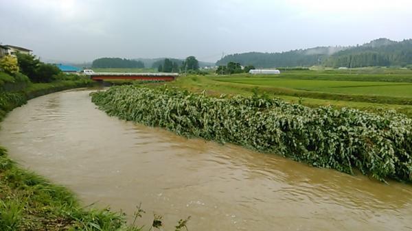 三種川氾濫8