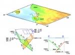 中越沖地震震源断層