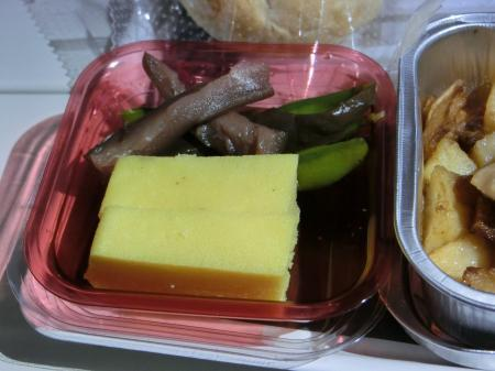 LOTポーランド航空 機内食14