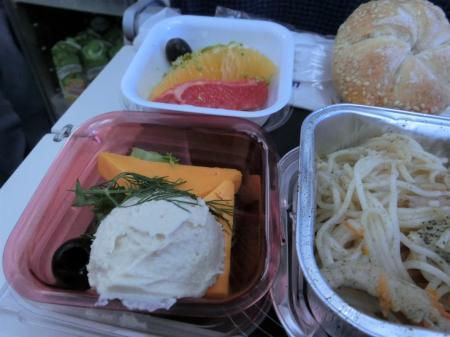 LOTポーランド航空 機内食17