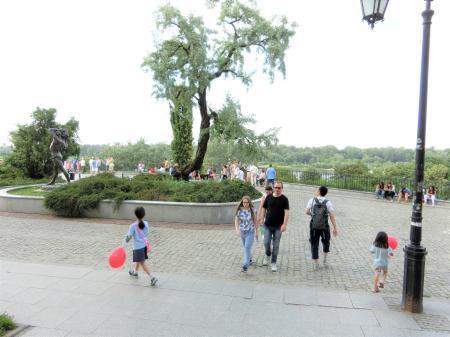 ワルシャワ空港 乗り継ぎ観光6