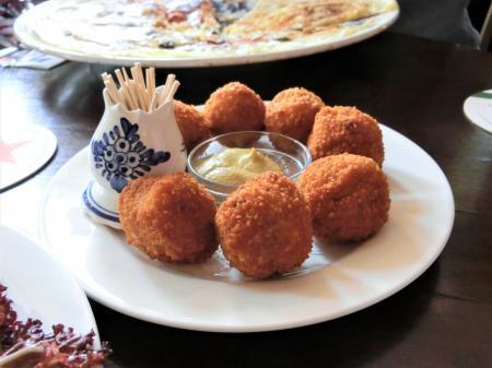 ライデン おすすめレストラン「Oudt Leyden 」4