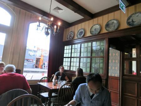 ライデン おすすめレストラン「Oudt Leyden 」2