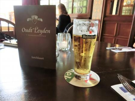 ライデン おすすめレストラン「Oudt Leyden 」12