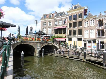アムステルダム スキポール空港 乗継観光3