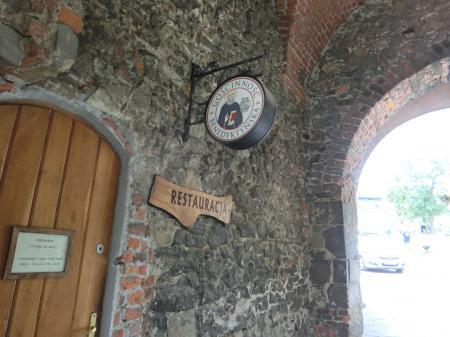 カフェレストラン(ティニエツ修道院)6