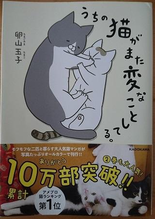 うちの猫が表紙