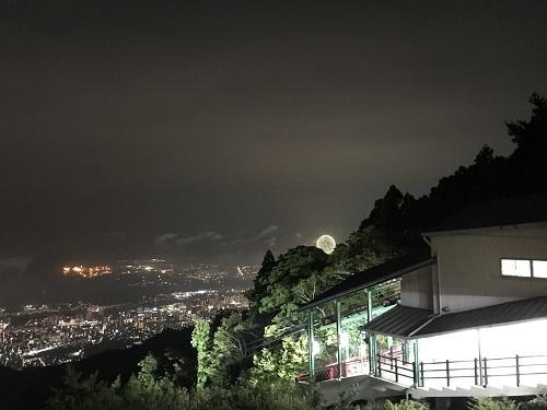 六甲山花火