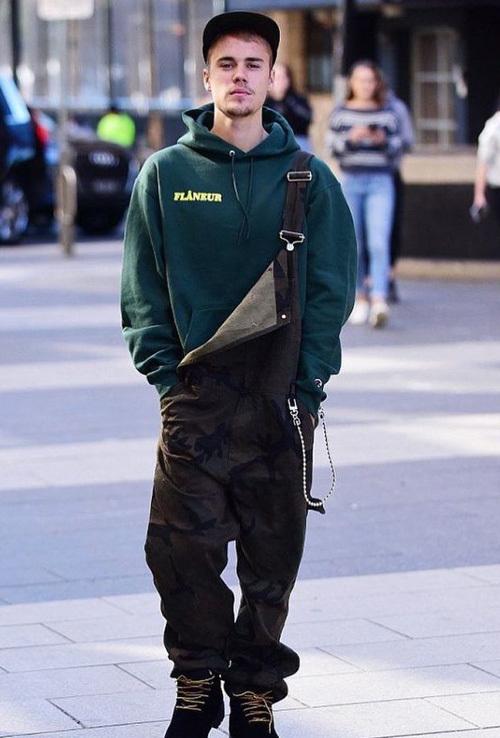ジャスティン・ビーバー(Justin Bieber):ルイヴィトン(Louis Vuitton)×シュプリーム(Supreme)/オフ-ホワイト C/O ヴァージル アブロー(OFF-WHITE C/O VIRGIL ABLOH)×ティンバーランド(Timberland)