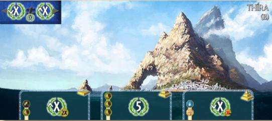 サンドリニ島B