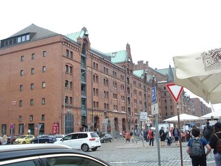 2017年 夏休み Hamburg