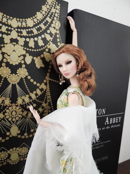 Giselle のモデル魂