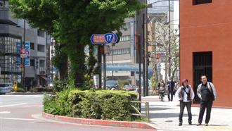 須田町交差点 シュタインズ・ゲート 聖地巡礼
