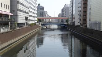 神田ふれあい橋 シュタインズ・ゲート 聖地巡礼