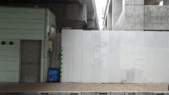 高架下(柳森神社付近) シュタインズ・ゲート 聖地巡礼